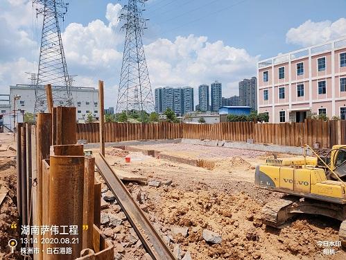 湖南萨伟工程株洲市.白石港路