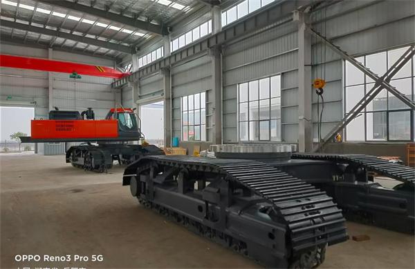 20-50吨坦克机