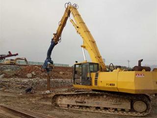 挖掘机振动锤