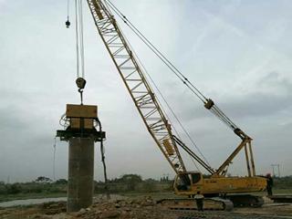 旋挖灌注桩-超大护筒护壁