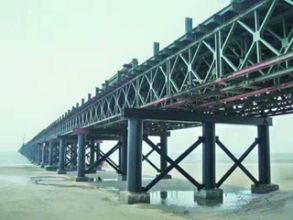 怀化钢面桥
