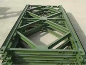 钢面桥、钢平台-贝雷片