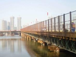长沙钢栈桥