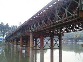 娄底钢栈桥