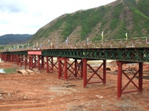 湖南钢栈桥