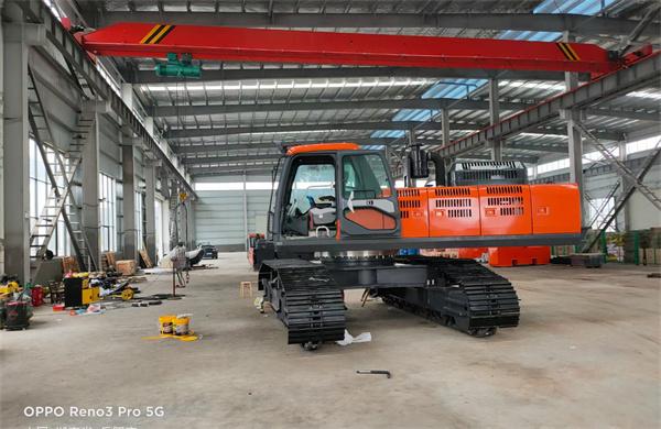 20-50吨挖机整机